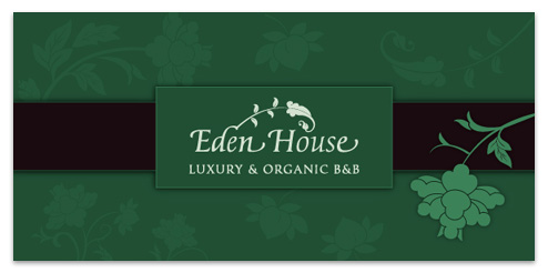 Eden House Brochure - front cover