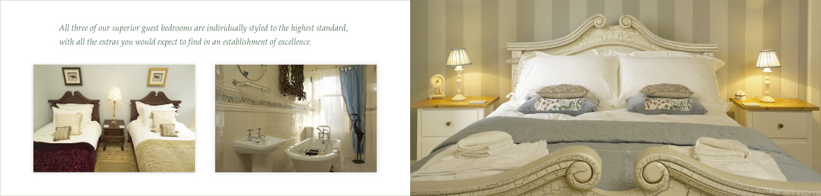 Eden House Brochure - pages 3 + 4
