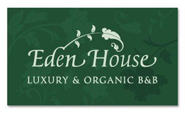 Eden House Business Card