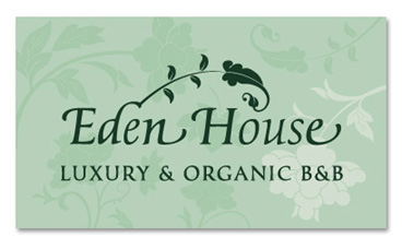 Eden House Business Card - Front