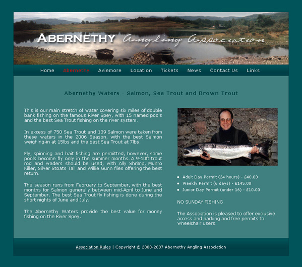 Abernethy Angling Association
