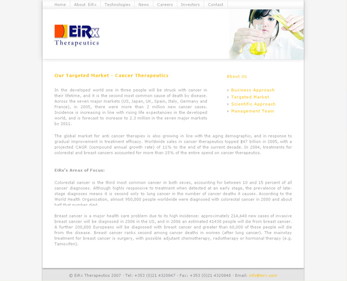 EiRx Therapeutics