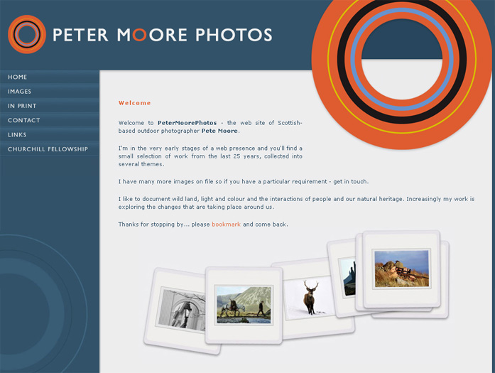 Peter Moore Photos