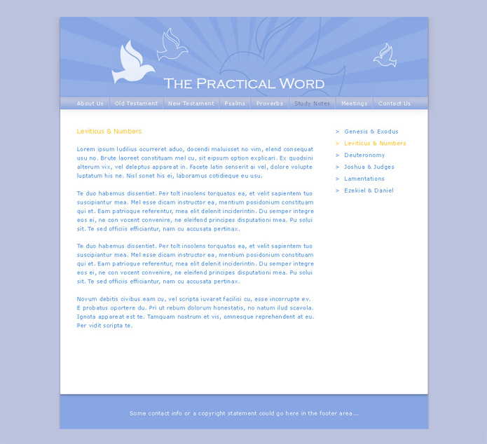 The Practical Word